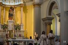 Messe à Neuilly