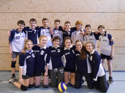 Astov volley ball
