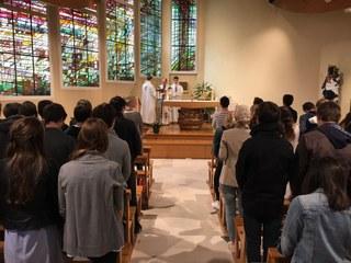 messe de fin d'année
