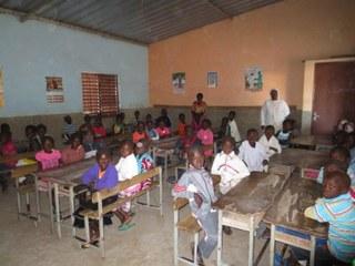 Djilas au Sénégal