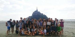 Au Mont Saint Michel